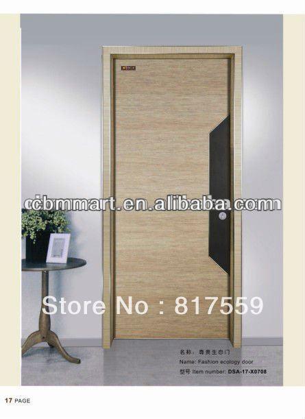 MDF wooden door,solid wooden door(China (Mainland))