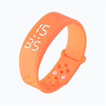 FineFun Smart Wristband W6 Sport Health Pedometer Wearable Device Watch Bracelet Time Temperature Sleep Monitor Fitness