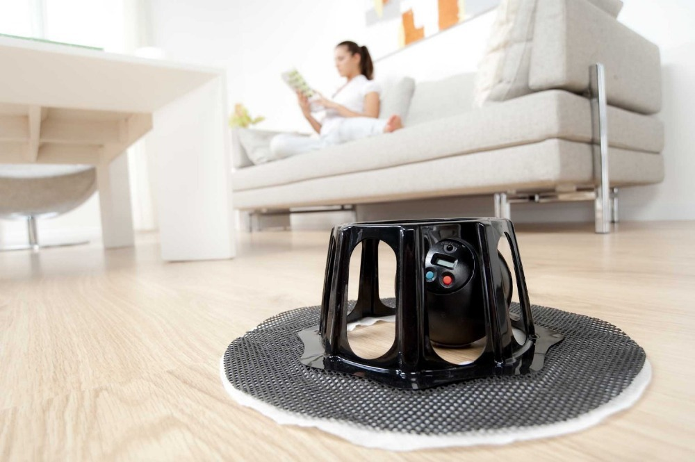 ROBOMOP SOFTBASE AUTOMATIC HARD FLOOR CORDLESS Sweeper Robot Cleaner(China (Mainland))