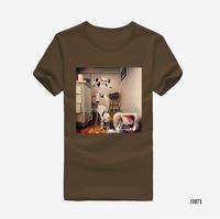 Штурмовик Звездные войны sc-fi geek Звездных войн революции Дарта Вейдера мужчин t рубашки короткий рукав спортивная одежда o шеи верхней