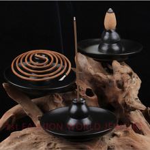 Multipurpose Ceramic Incense Burner Bottle Gourd Shaped Incense Holder Smoke Backflow Aroma Furnace Home Decor Free Shipping(China (Mainland))