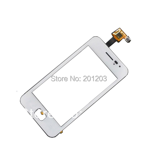 100% Original Replacement Touch Display Digitizer Screen For JY-G2 JIAYU G2 Black / White Free shipping(China (Mainland))