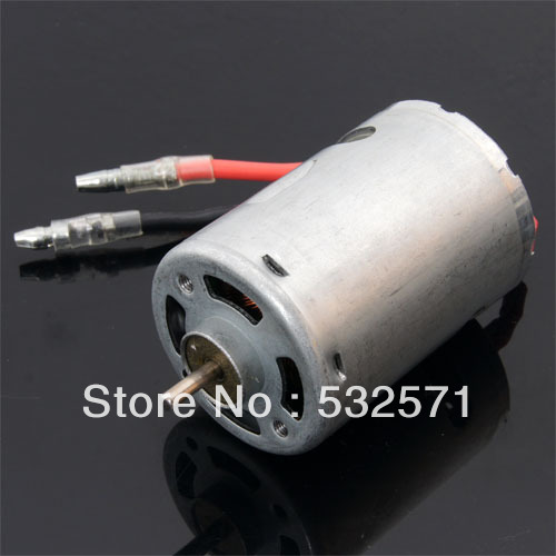 03011 HSP Original Parts Spare Parts For 1/10 R/C Model Car RS540 RC 540 26 Turn Brushed Electric Engine Motor 03011(China (Mainland))
