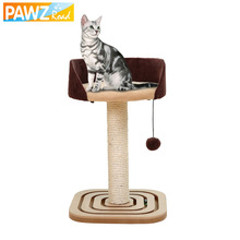 Domestic Delivery Lntelligence Training Cat Toy Rotating Marbles Funny Kitten Hanging Ball Toy Cat Tree Pet Furniture Scratching(China (Mainland))