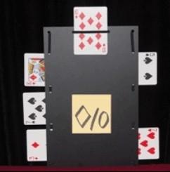 New slate of mind trix - trick, Fire magic Magic trick classic toys,accessories,gimmick(China (Mainland))
