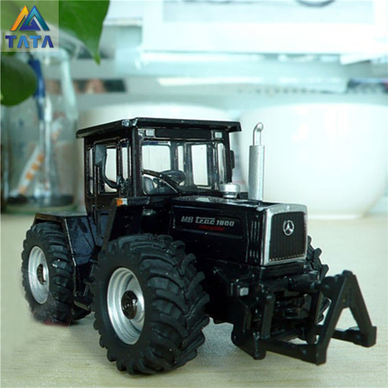 Mercedes-Benz Unimog 1:87 Model Small MB Trac 1800 Alloy Car Models On Sale Fast Delivery(China (Mainland))