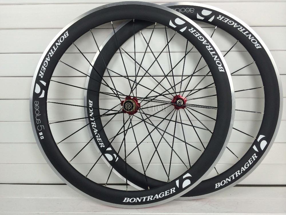 bontrager wheels 50mm matte with alloy brake surface full ...
