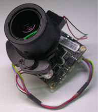"""IPC (1080P) 2.8-12mm Motorized Zoom & Auto Focal LEN 1/2.8"""" SONY CMOS IMX322 +Hi3516 CCTV IP camera module board with LAN cable(China (Mainland))"""