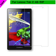 Ultra thin HD Clear 0.26mm 2.5D Premium Tempered Glass Screen protector For Lenovo Tab 2 A8 A8-50 A8-50F A8 50 Protective Film