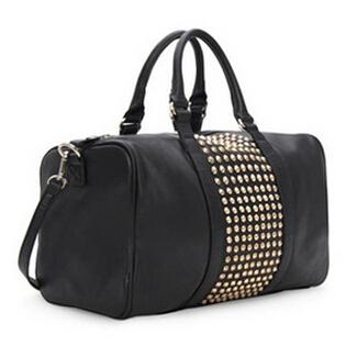 MANGO handbags 2015 new wave of female bag Bowling handbag Rivet Mobile Messenger bag Mango(China (Mainland))