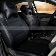 Buy New styling Luxury Dedicated Leather Car Seat Cover Front & Rear seat covers Audi A6L R8 Q3 Q5 Q7 S4 Quattro A1 A2 A3 A4 A6 for $152.60 in AliExpress store