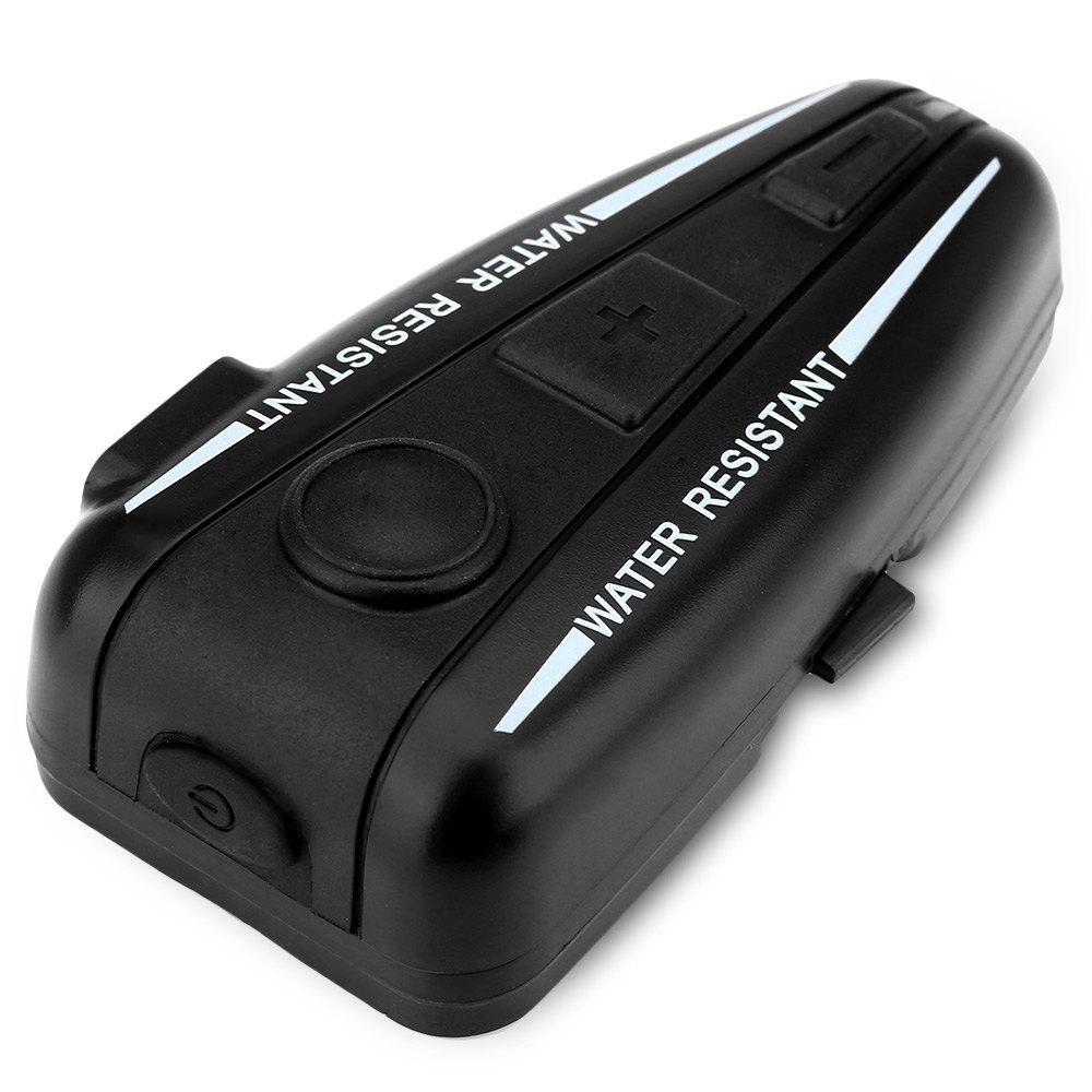 Motorcycle Intercom D2 500m Bluetooth Motorbike Helmet Interphone / FM Radio / GPS Bluetooth 3.0 Intercom 4 Buttons Operation
