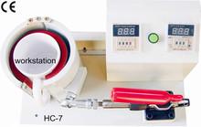 Cylinder Cup Printer, D81*D81*H120mm, Print Mug, Cup, Ceramic, Glass, Usage Video, Digital, Heat Transfer Machine, QA