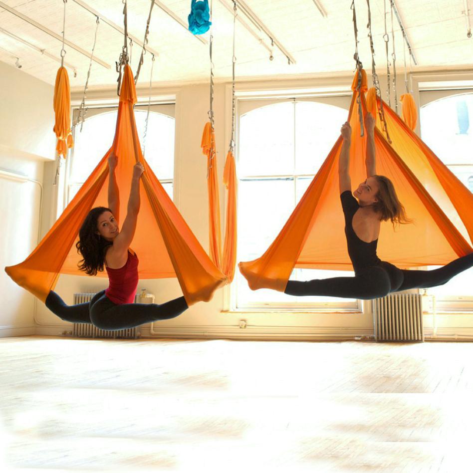 Anti-gravity swinging wonder