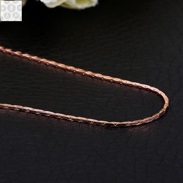 C001 китай поставщик 18 k позолота длинная цепь