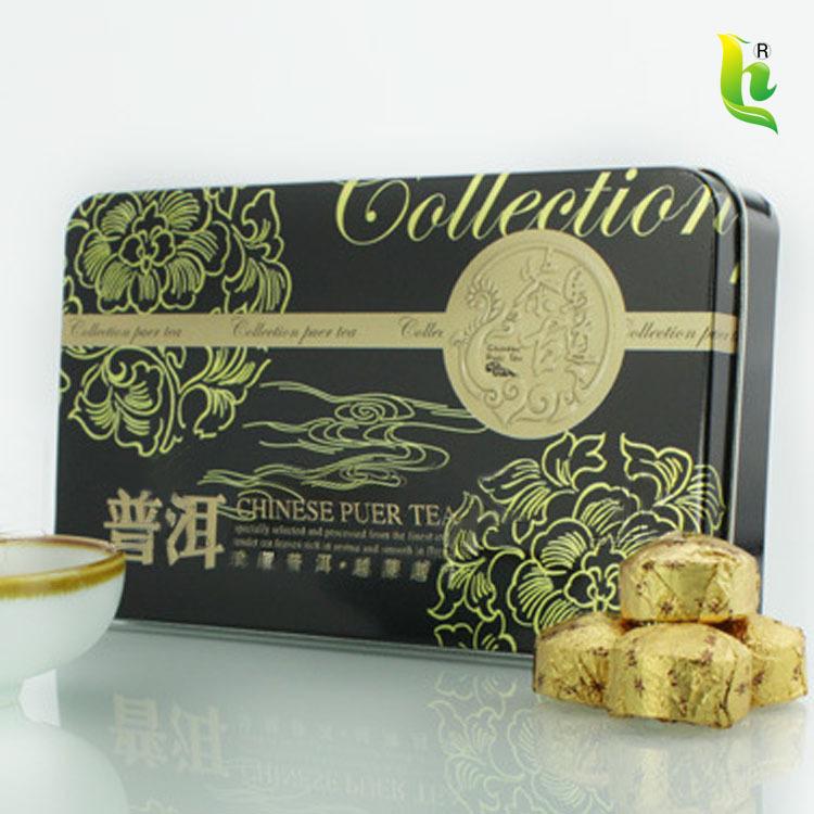 Yunnan Pu er Tea Old Ripe Puer Tea Flavor Quality Pu erh Puerh Health Care Slimming