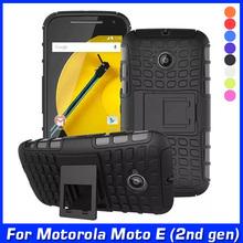 For Motorola Moto E2 E 2nd Gen Hybrid Cell Phone Case Cover For Motorola Moto E 2015 XT1527 XT1511 XT1505 XT1524 Case Back Cover
