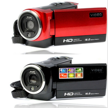 2014 New 2.7″ TFT LCD 16MP HD 720P Digital Video Recorder Camera 16x Digital ZOOM DV Camcorders Free Shipping&Whloesale