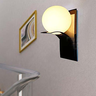 buy modern globe wall lights bedroom