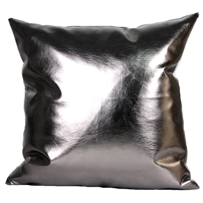 Leather sofa pillows reviews online shopping leather for Best pillows for leather couch