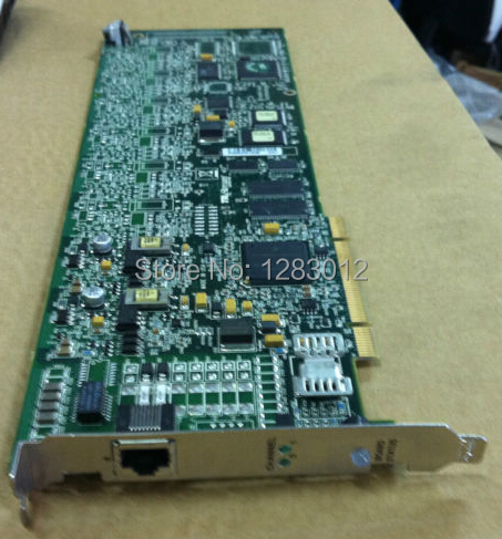 Dialogic Fax PCI For 801-017-12 901-002-12 Original  Well Tested Working one year warranty<br><br>Aliexpress