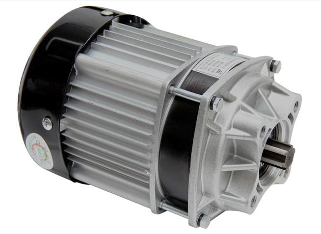 Фотография 500w Dc  48v brushless motor,  electric bicycle motor, BLDC. BM1418ZXF-02