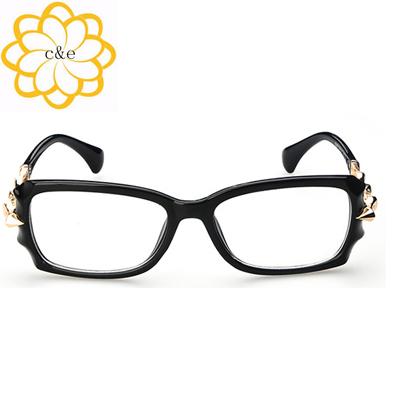 new brand designer nerd optical computer eyeglasses for woman alloy leg myopia frames glasses women oculos de grau femininos(China (Mainland))