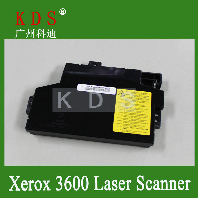 HOT SALE Laser Scanner Unit for Xerox 3600 Laser Head RG5-2641-000 JC9604066A(China (Mainland))
