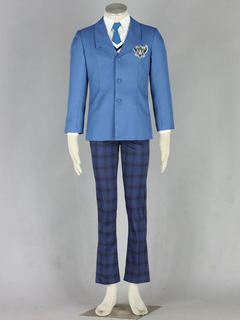 Фотография Hetalia axis powers W gakuen boys winter uniform cosplay costume halloween