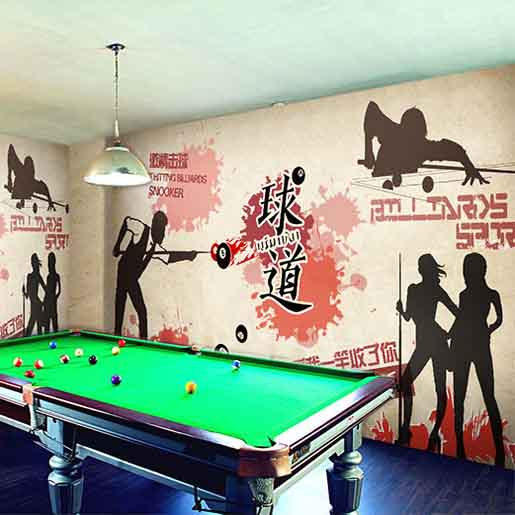 Popular graffiti wallpaper mural buy cheap graffiti - Table bar murale ...