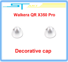 Free shipping Original Decorative cap for RC quadcopter QR X350 pro Drone heliopter FPV NEW wholesale