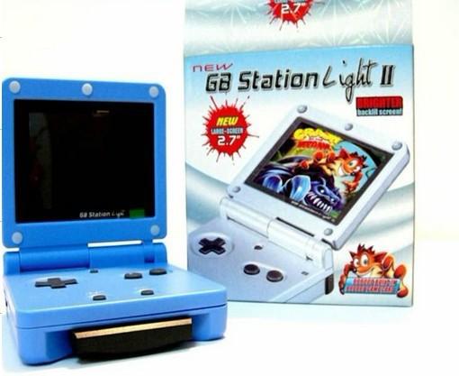 Портативная игровая консоль GB station light 2.7 LCD /lighthandheld , игровая консоль sony playstation 4 slim с 1 тб памяти игрой destiny 2 cuh 2108b черный