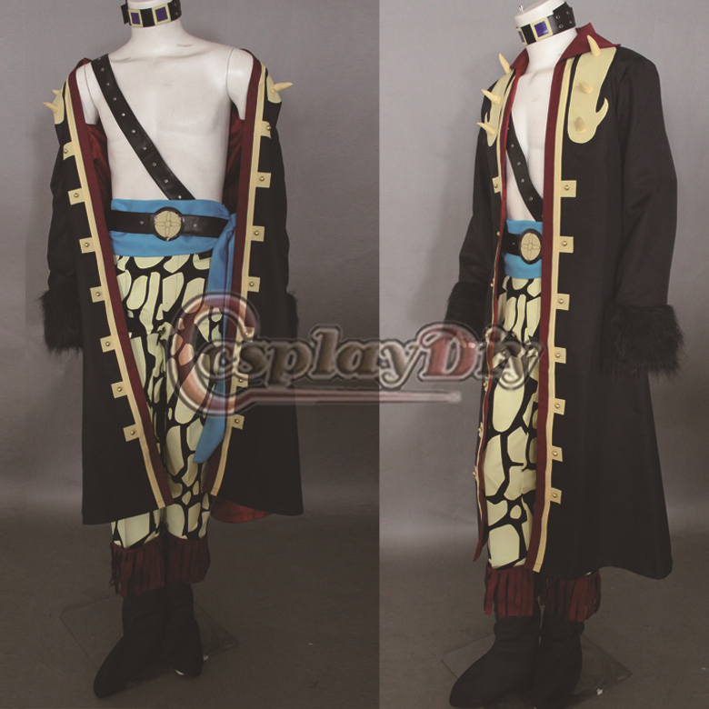 Custom Made Eustass Kid Cosplay One Piece Anime Cosplay CostumeОдежда и ак�е��уары<br><br><br>Aliexpress