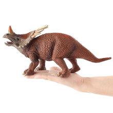 25 estilos figuras de ação jurássico tyrannosauru dragão dinossauro brinquedos de plástico boneca animal collectible modelo mobiliário brinquedo presente f3(China)