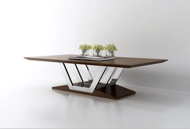 Table Basse Italienne : Aliexpress.com: Acheter Italienne famille table basse en bois chaise ...