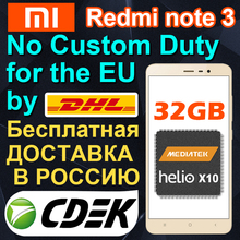 "Original Xiaomi Redmi Note 3 Prime FDD Mobile Phone MTK6795 Helio X10 Octa Core 5.5"" 1920X1080P 3G RAM 32G ROM 13MP Fingerprint(China (Mainland))"