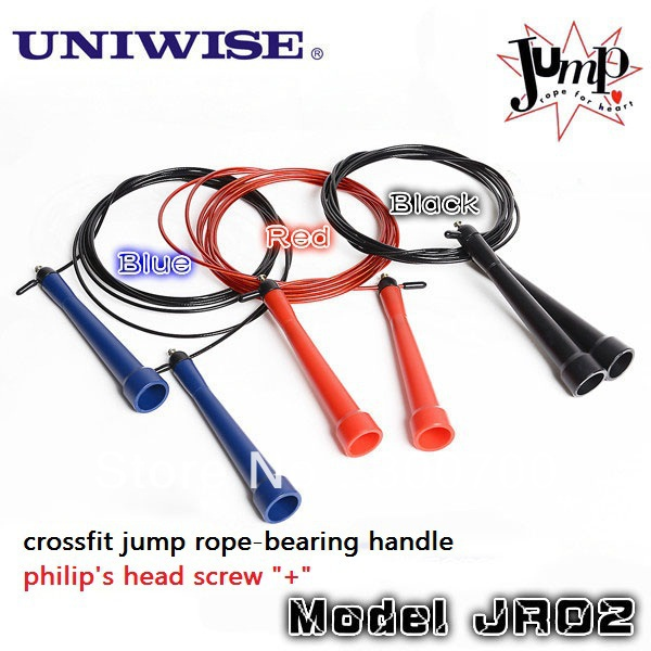 new Speed Jump rope Top selling- Wire Rope with Plastic Coating!(China (Mainland))