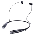 HV800 Neckband Bluetooth Sport Earphone In Ear Stereo Wireless Headphone Headset With Mic For Samsung For