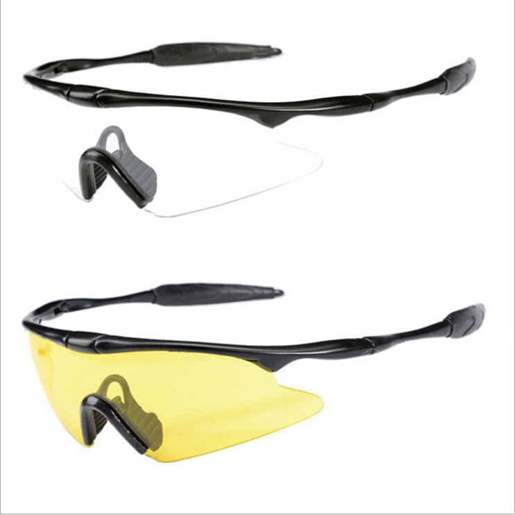 Tactical Impact Resistance Glasses Windproof Driving Glasses Sport Goggles Bike Sunglasses Cycling Sunglasses Bicycle Eyewear(China (Mainland))
