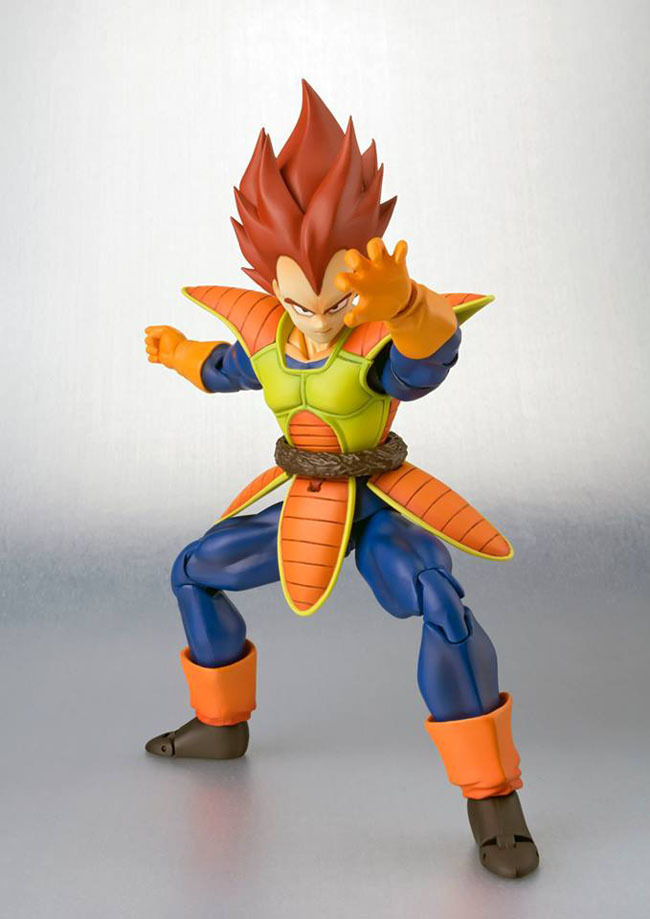 Dragon Ball Z Vegeta PVC Action Figure Collectible Model Toy 6.5 inch 16CM - J Ghee Store store