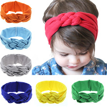 Buy 1PC 2017 Headwear Rabbit Ear Headband Fashion Elastic Girl Hats Bow Knot Hair Bands Hair Bands Hair Accessories KT003 for $1.16 in AliExpress store