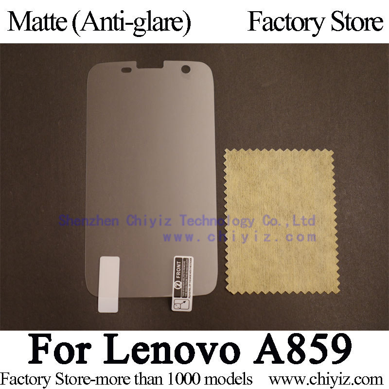 Matte Anti glare Frosted LCD Screen Protector Guard Cover Protective Film Shield For Lenovo A859 A859i