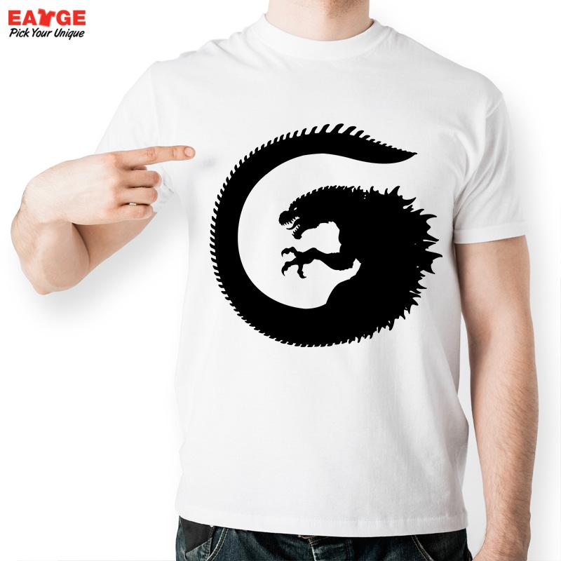 [MASCUBE]Hot Sale Men Casual Summer Style White Short Sleeve T Shirt Printed Pattern Fashion Alien Creative Tees T-shirt Unisex(China (Mainland))