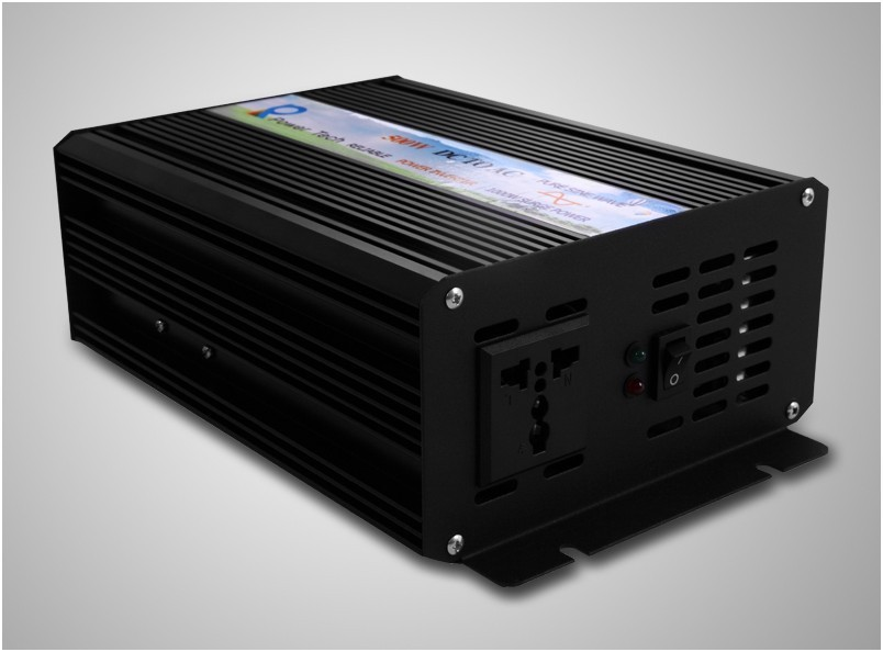 pure sine wave inverter 500W solar inverter for solar power system, output 100-120 VAC(China (Mainland))