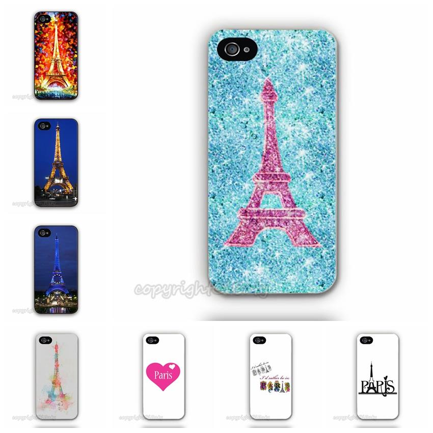 For Apple iPhone 5C Paris Saint Germain Eiffel Tower Cell Phone Case Custom Printed Hard Mobile Cover Accessories(China (Mainland))