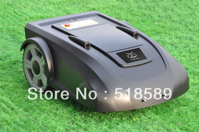 Robot Lawn Mower LF008 Newest Funciton with Compass+Auto Recharged+Remote Controller+Rain Sensor