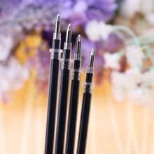 Набор из 20 шт., гелевая ручка с нейтральными чернилами, хорошее качество, черный, синий, красный, 0,5 мм, канцелярские принадлежности(China)