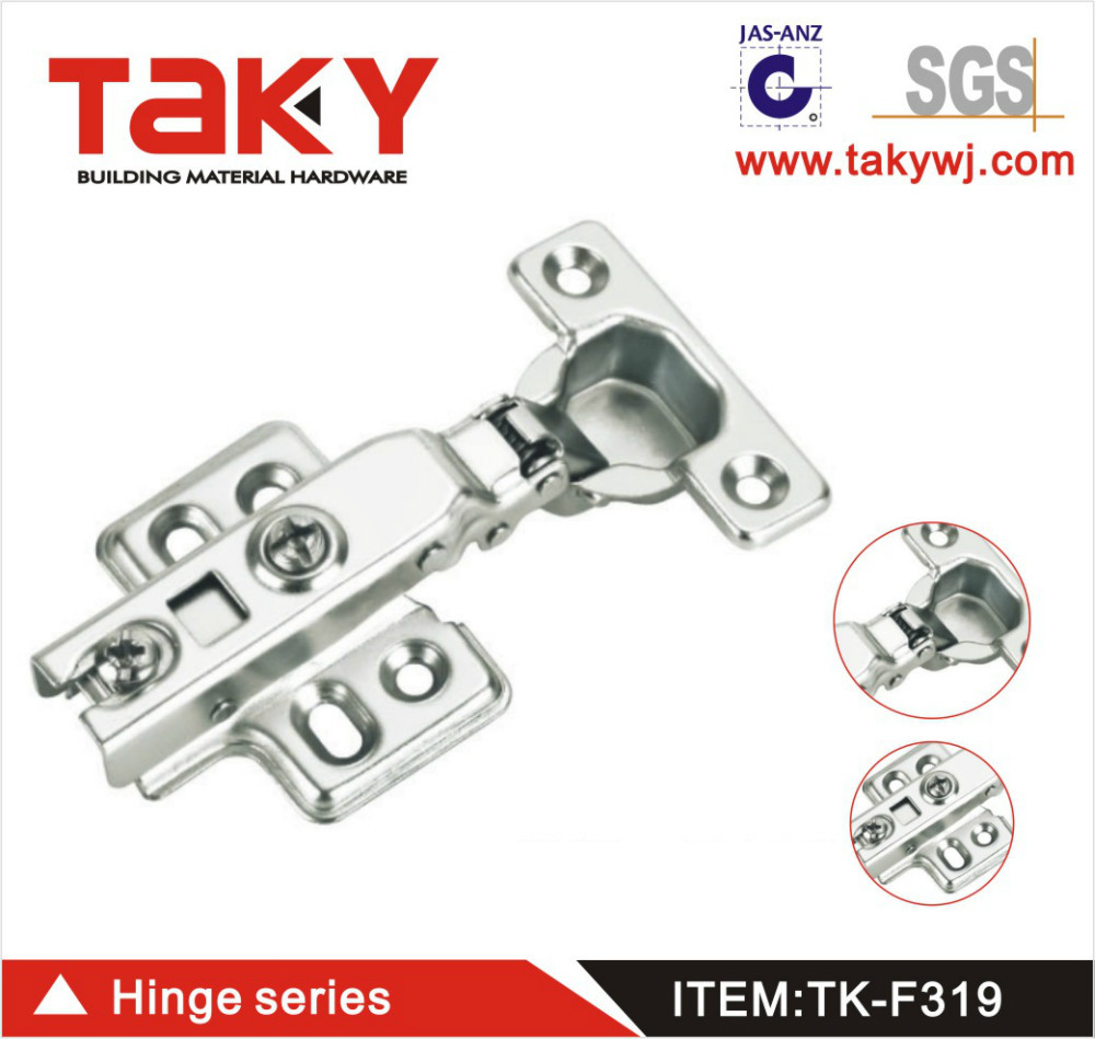 TK-F319 35mm cup hydraulic concealed hinge for furniture cabinet(China (Mainland))