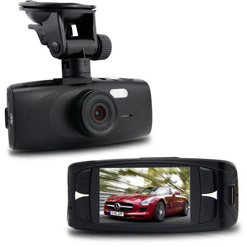 """G1WH Novatek 96650 2.7"""" LCD 140 Degree Wide Angles 1080P HD Car DVR Video Recorder with LED Lamp Car Camera(China (Mainland))"""