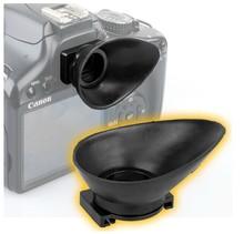 Photo Studio Accessories 18mm Eyecup for Canon Rebel X XT E0S 600D 550D 500D 450D 400D 350D 300D